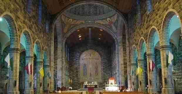 La cattedrale di Galway