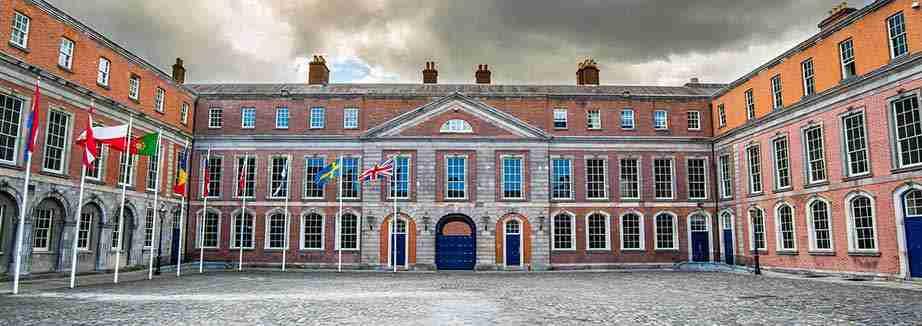 Dublin Castle, il castello di Dublino
