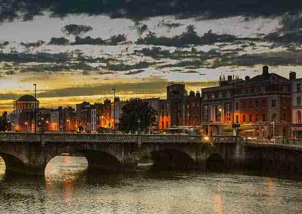 Studiare inglese a Dublino