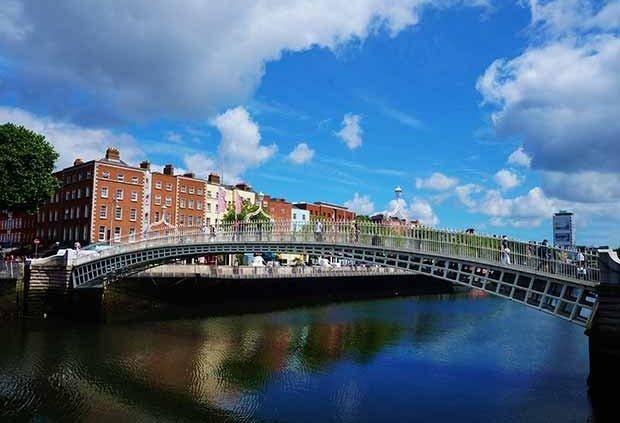 Itinerario Dublino 3 giorni