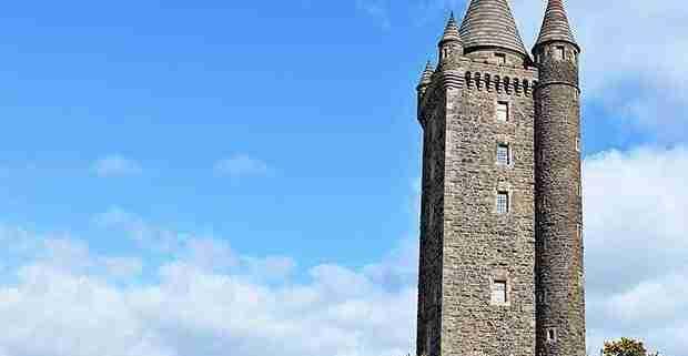 Scrabo Tower, Ard Peninsula