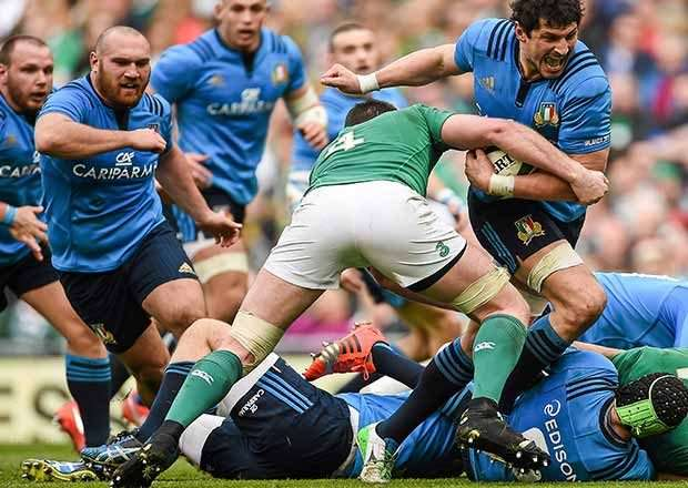 Nazionale di rugby irlandese