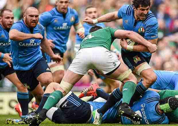 Nazionale di rugby Irlanda