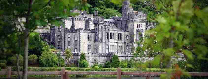 Kylemore Abbey, l'abbazia
