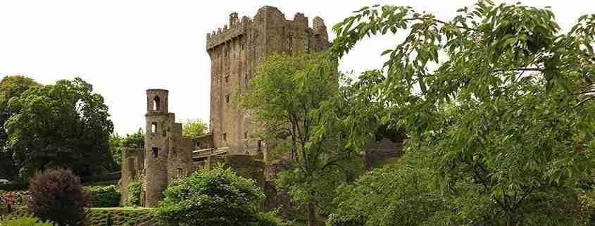 Itinerario dei castelli irlandesi