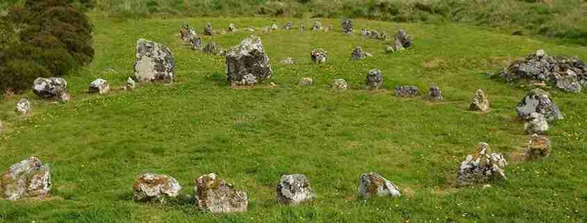 Irlanda mitologica e megalitica