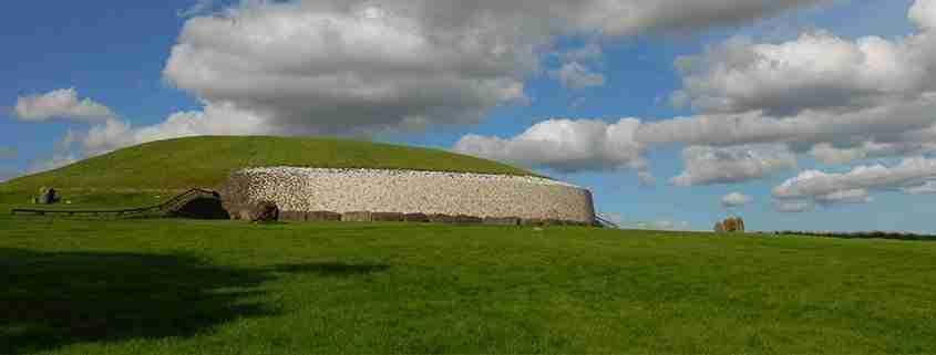 La tomba di Newgrange in Irlanda