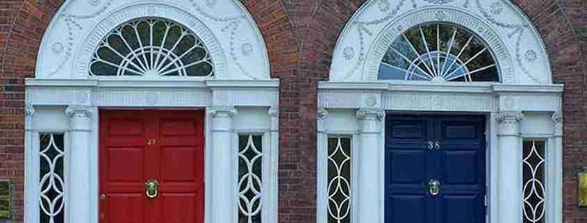 Quartieri di Dublino