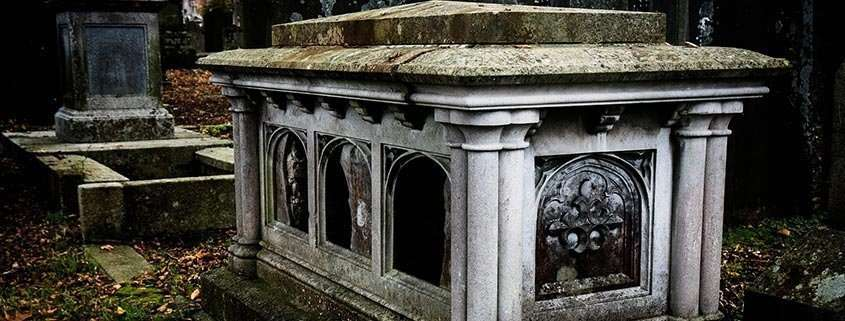 Cimitero di Glasnevin, il cimitero monumentale di Dublino