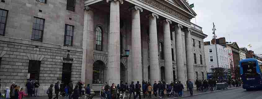 General Post Office, GPO di Dublino