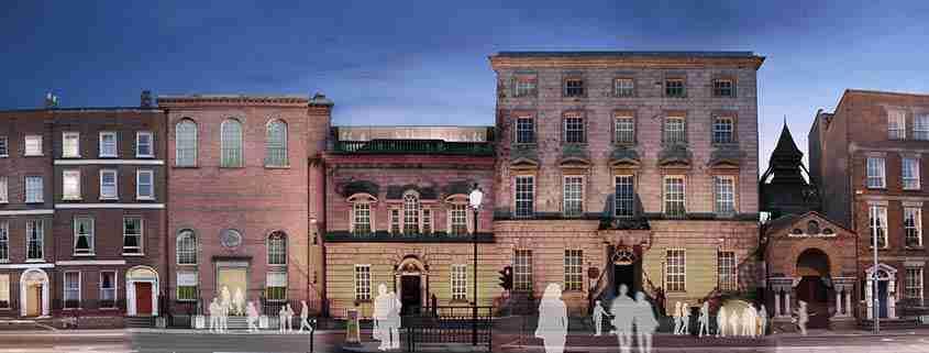 Moli, Museum of Literature Ireland