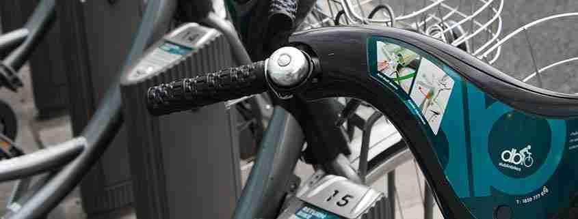 In Bicicletta a Dublino