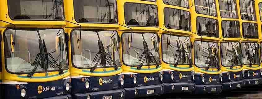 Bus a Dublino