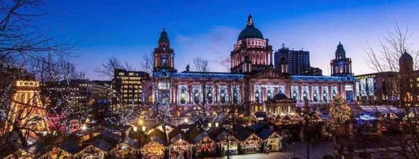 Belfast Continental Christmas Market