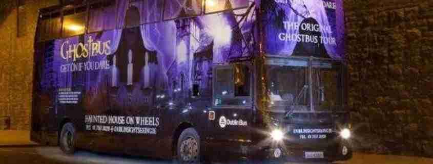 Ghostbus Tour