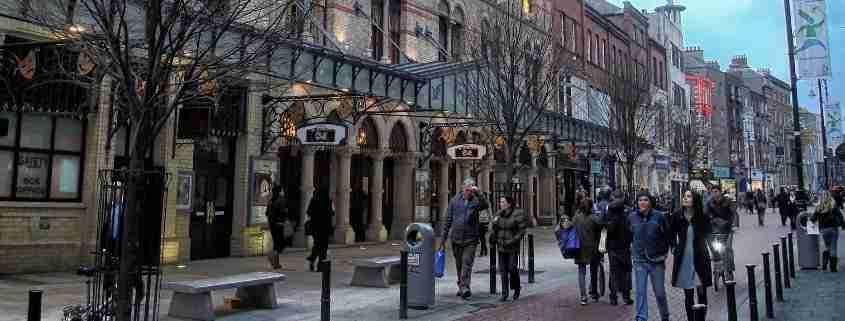 Dublino, abitanti