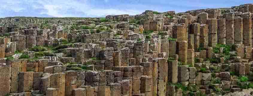 Giant's Causeway, Selciato del Gigante