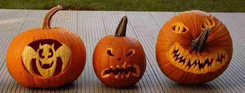 Intagliare Zucca di Halloween