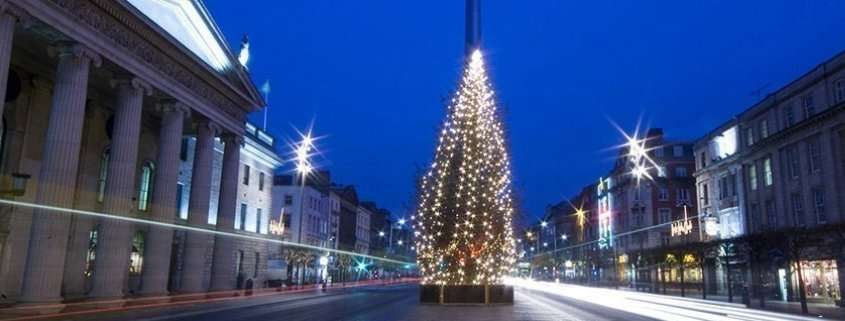 Natale a Dublino