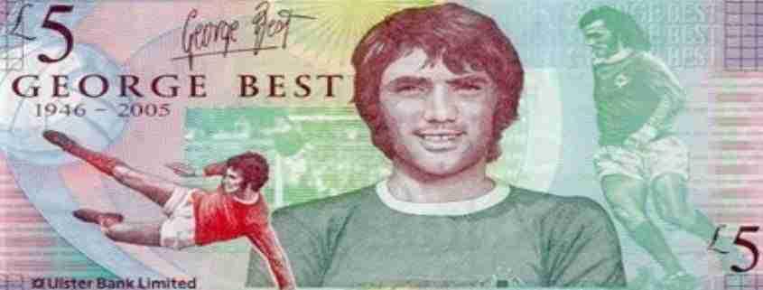 Banconota George Best