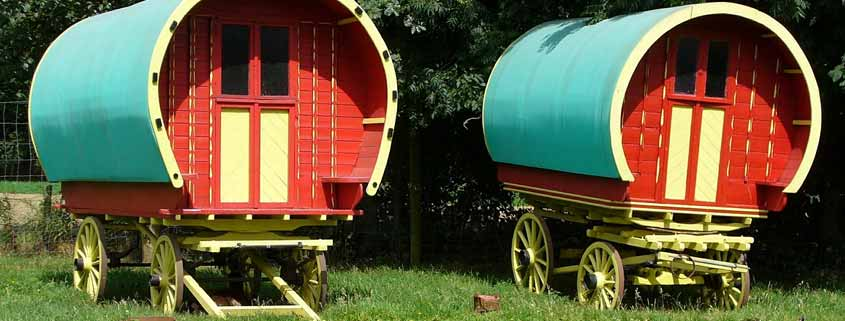 Gipsy Ireland Caravans