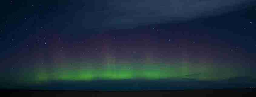 Dove vedere aurora boreale in Irlanda