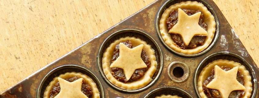 Mince pies, mincemeat