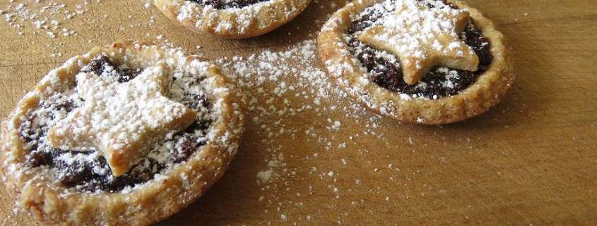 Mince pies