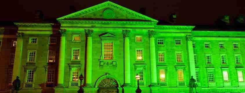 Global Greening a Dublino