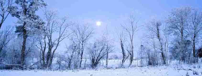 Irlanda in inverno