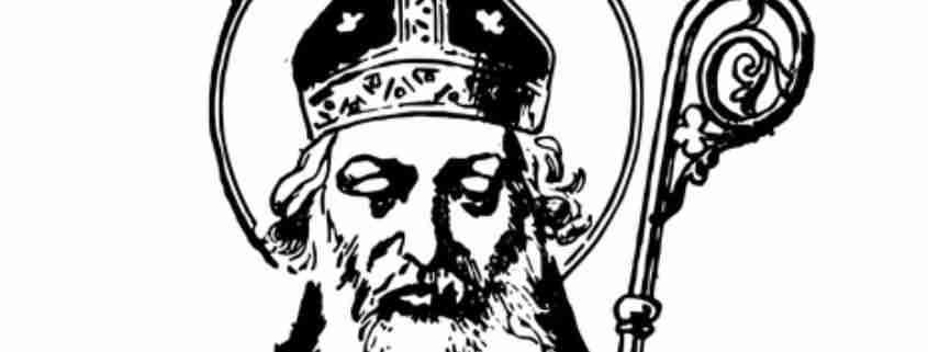 Morte di San Patrizio