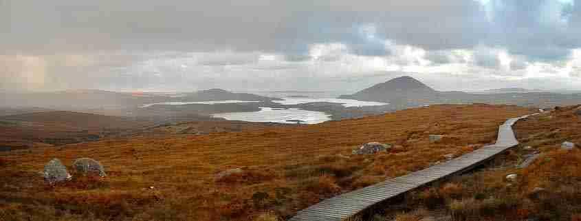 Le isole e penisole del Connemara