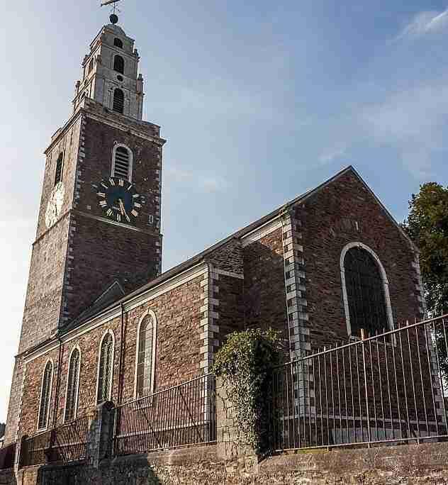 St Annes Church Shandon