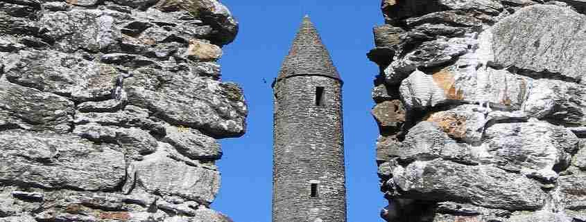 Glendalough, St Kevin