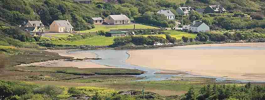 Caherdaniel, Derrynane Bay