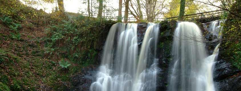 Glenariff Forest Park, Waterfall
