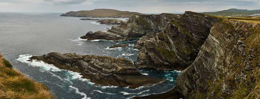 Kerry Cliffs, le scogliere del Kerry
