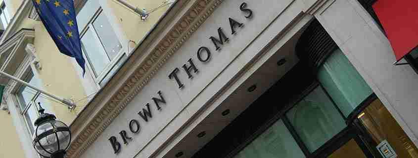 Brown Thomas a Dublino
