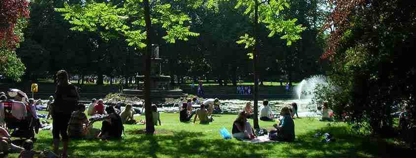 Fitzgerald Park, Cork