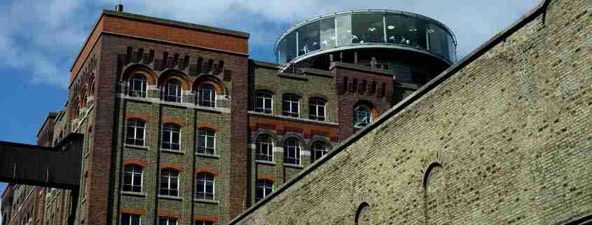 Guinness Storehouse, la fabbrica di birra a Dublino