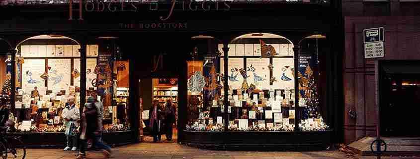 Hodges Figgis Waterstones
