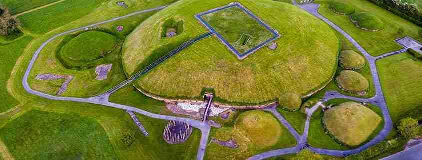 Knowth, Boyne valley