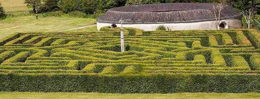 Russborough Maze