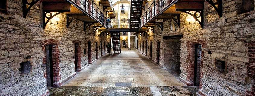 City gaol, Cork