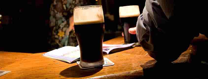 Gusto, sapore e schiuma della Guinness
