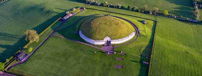 La tomba di Newgrange