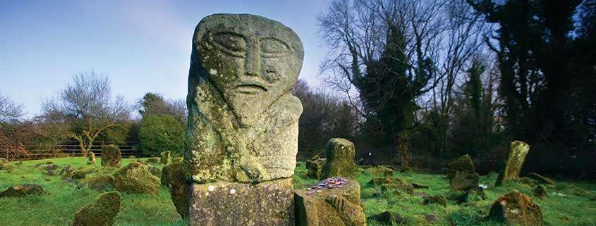 Boa Island Carved Stones