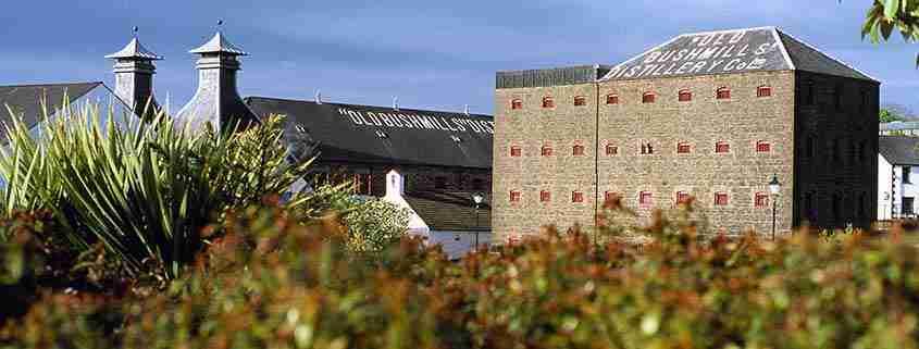 Il villaggio di Bushmills