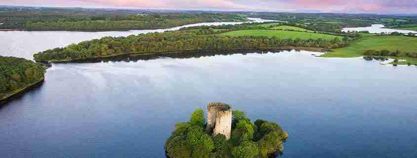 Cloughoughter Castle, Cavan