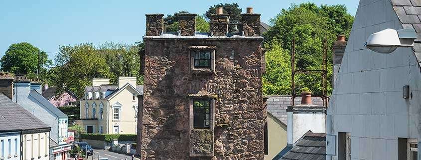 Cushendall Curfew Tower